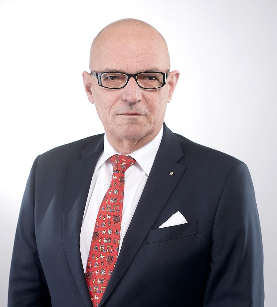Steuerberater und Wirtschaftsprüfer Horst-Otto Küspert